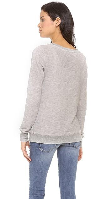 A Fine Line Bear Sweatshirt