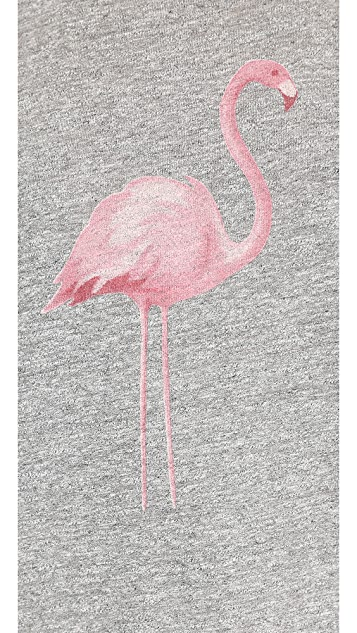 A Fine Line Abby Flamingo Tank