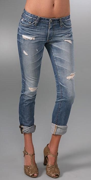 AG Premiere Skinny Jeans