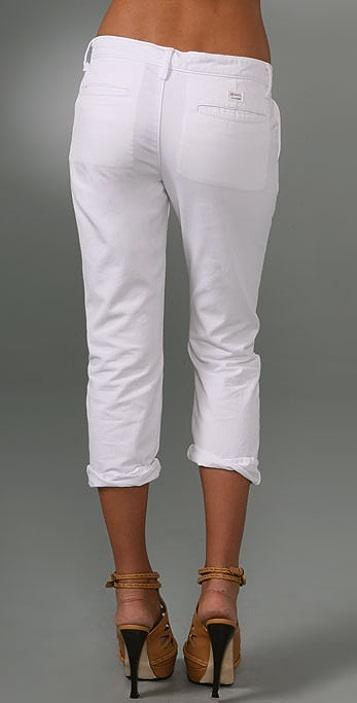AG Ex Boyfriend Cropped Pants