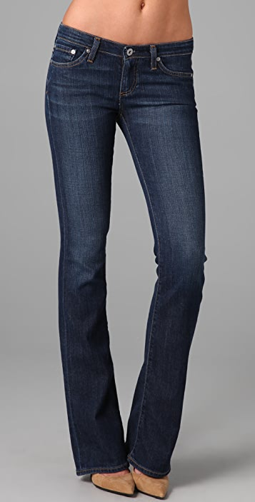 Ag Angel Boot Cut Jeans Shopbop