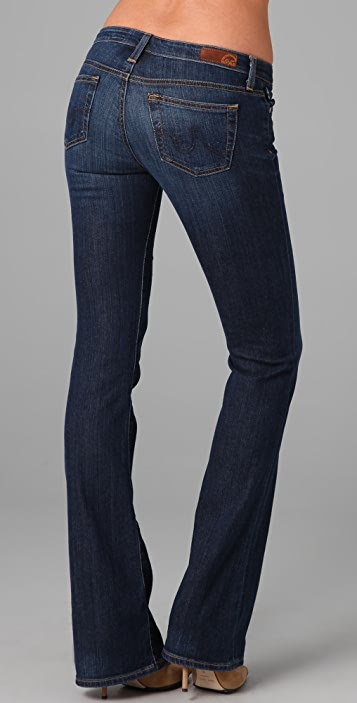 AG Angel Boot Cut Jeans