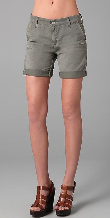 AG The Ex-Boyfriend Khaki Shorts