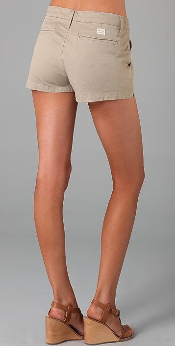 AG Pixie Twill Shorts