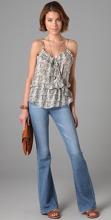 AG The Farrah '70s Bell Bottom Jeans