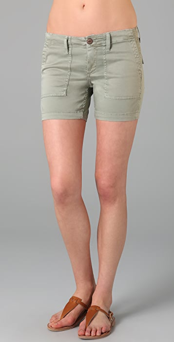 AG The A.C.U. Patch Pocket Shorts