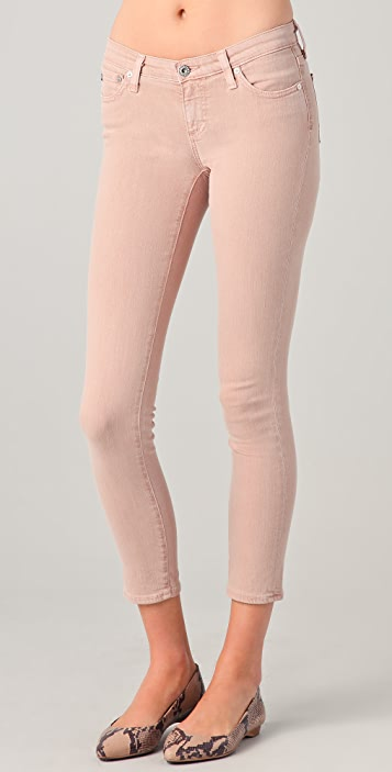 AG Super Skinny Ankle Leggings