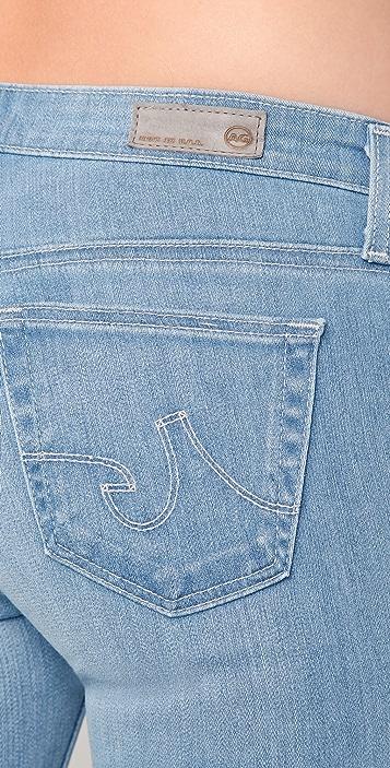 AG Premiere Skinny Straight Leg Jeans