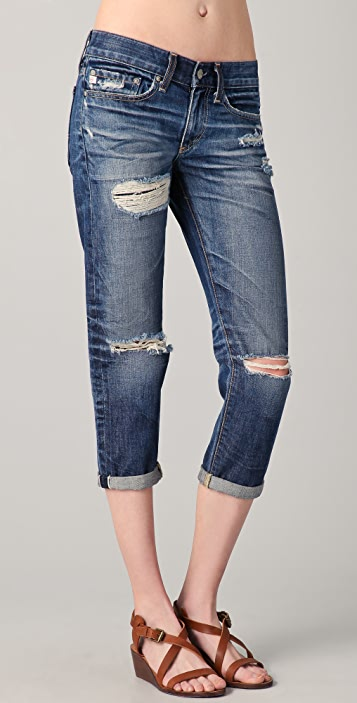 AG Piper Crop Jeans