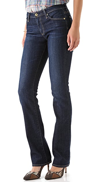 AG Alexa Slim Boot Cut Jeans