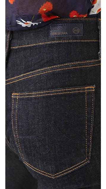 AG Farrah High Rise Skinny Jeans