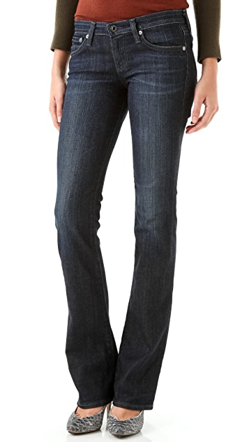 AG Olivia Skinny Boot Cut Jeans