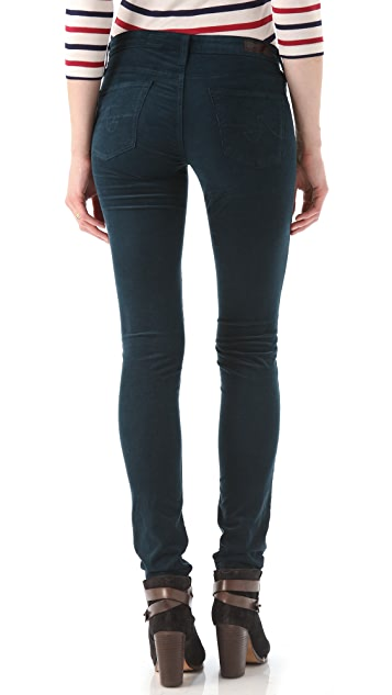 AG Super Skinny Corduroy Pants