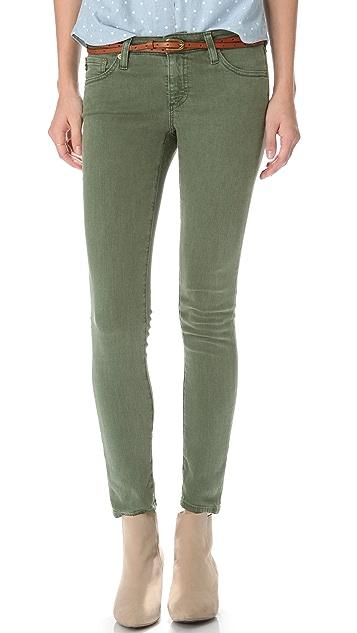AG Super Skinny Ankle Legging Jeans