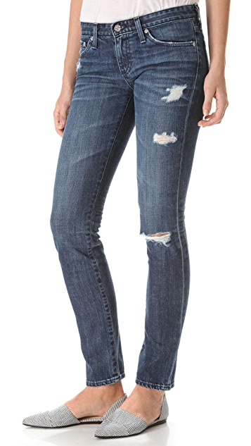 AG Stilt Cigarette Jeans