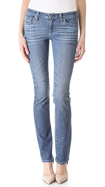 AG Ballad Slim Boot Cut Jeans