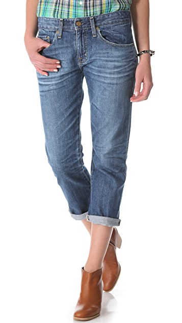 AG Ex Boyfriend Cropped Jeans