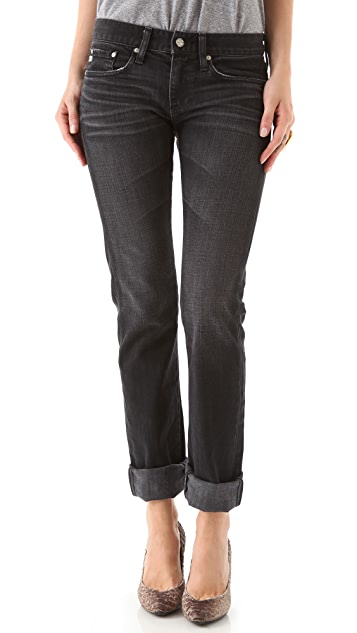 AG Piper Slouchy Slim Jeans
