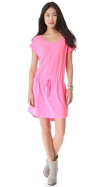 AG Short Sleeve Tee Dress