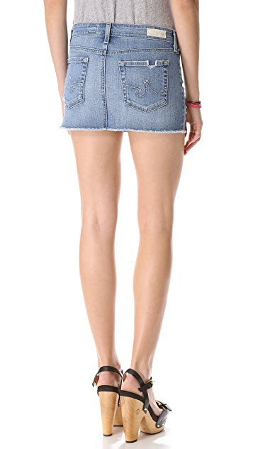 AG The Kate Miniskirt