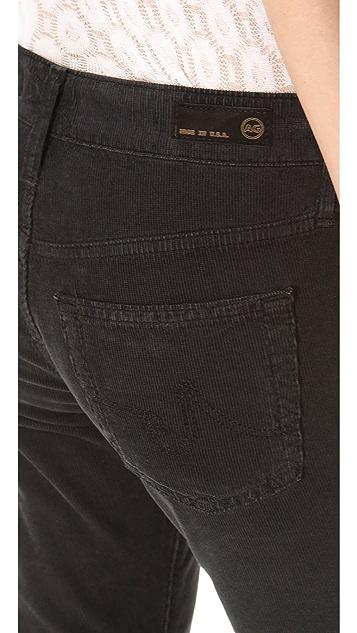 AG The Beau Slouchy Skinny Corduroy Pants