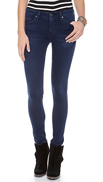 AG The Middi Legging Jeans