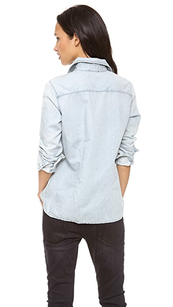 AG Lightweight Denim Shirt