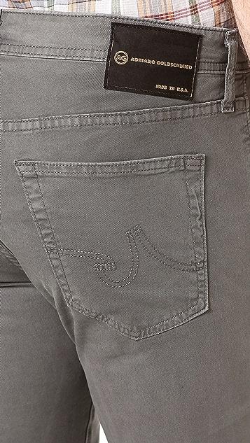 AG Matchbox Slim Straight Fit Jeans