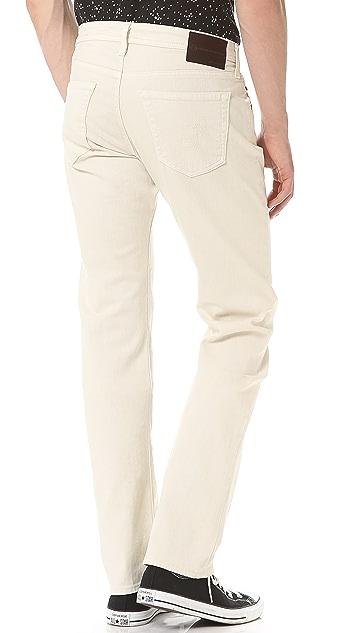 AG Matchbox Slim Straight Jeans