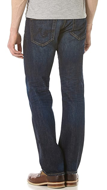 AG Protege Straight Leg Jeans