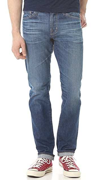 AG Graduate Tailored Jeans