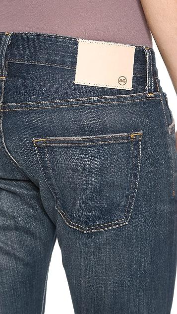 AG Matchbox Selvedge Jeans