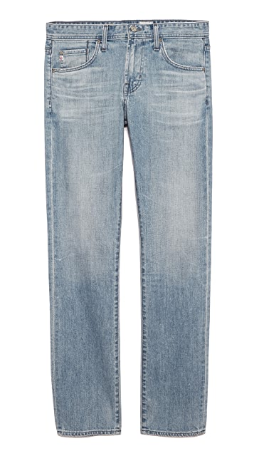 AG Matchbox Slim Straight Jeans