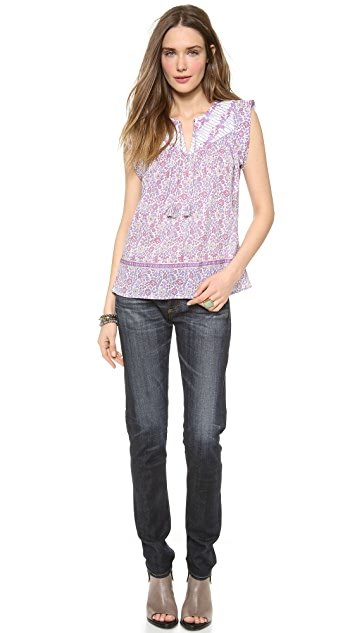 AG The Nikki Relaxed Skinny Jeans