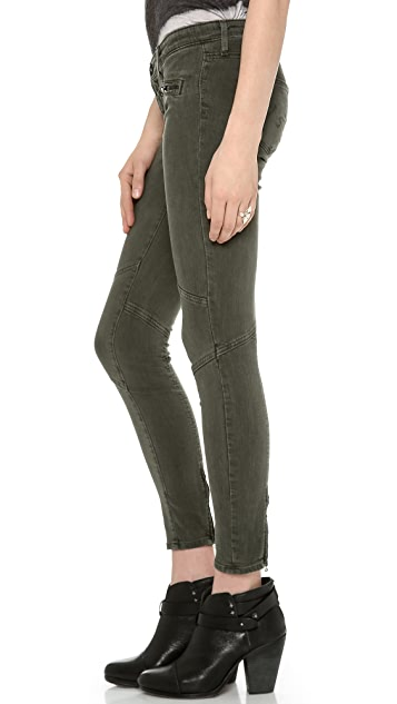 AG The Moto Leggings