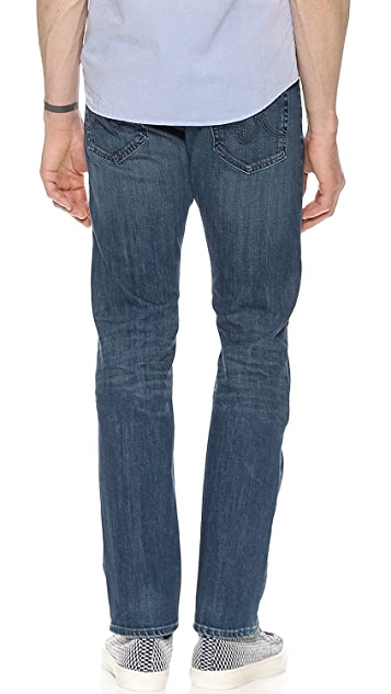 AG Protege Straight Leg 12.5oz Jeans