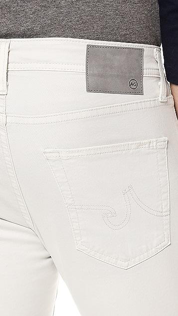 AG Matchbox Slim Straight 7oz Jeans