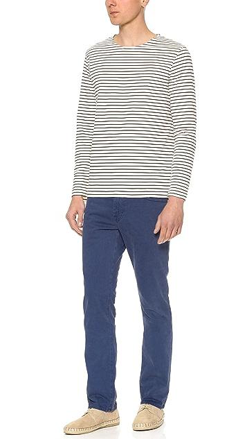 AG Graduate Garment Dyed Jeans