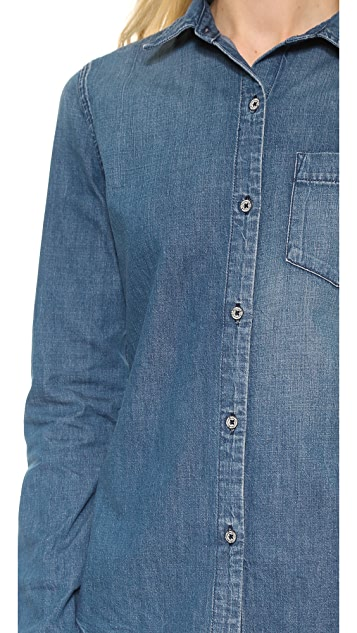 AG Finch Chambray Shirt
