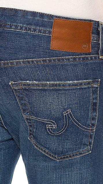 AG Dylan Skinny Jeans