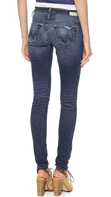 AG Digital Luxe Legging Jeans