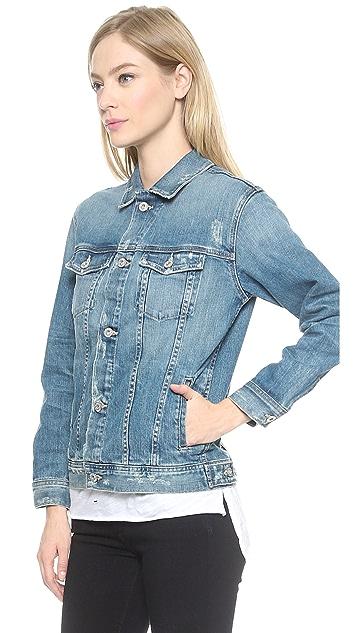 AG Nancy Denim Jacket