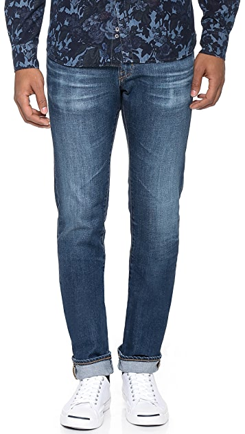 AG Nomad Slim Taper Jeans
