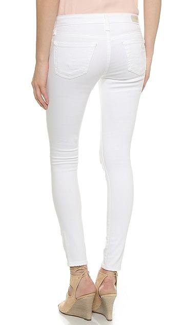 AG Super Skinny Ankle Jeans