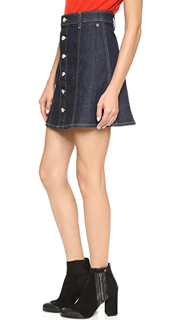 AG Alexa Chung x AG Kety Skirt