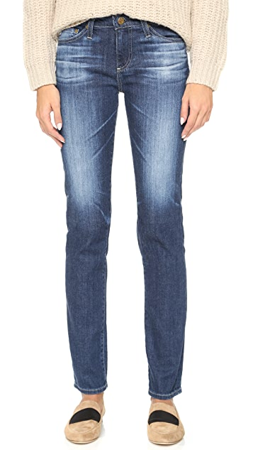 c042ba6f5ad3 AG The Harper Essential Straight Leg Jeans