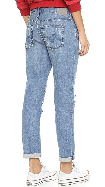 AG The Beau Boyfriend Jeans