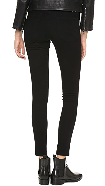 AG Contour 360 Farrah High Rise Skinny Jeans