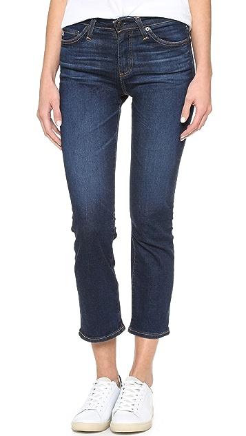 d9dc82f210d AG Jodi Flared Crop Jeans   SHOPBOP