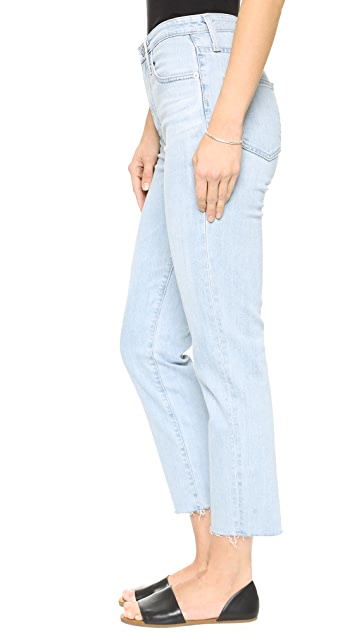 AG The Phoebe Vintage High Waist Jeans